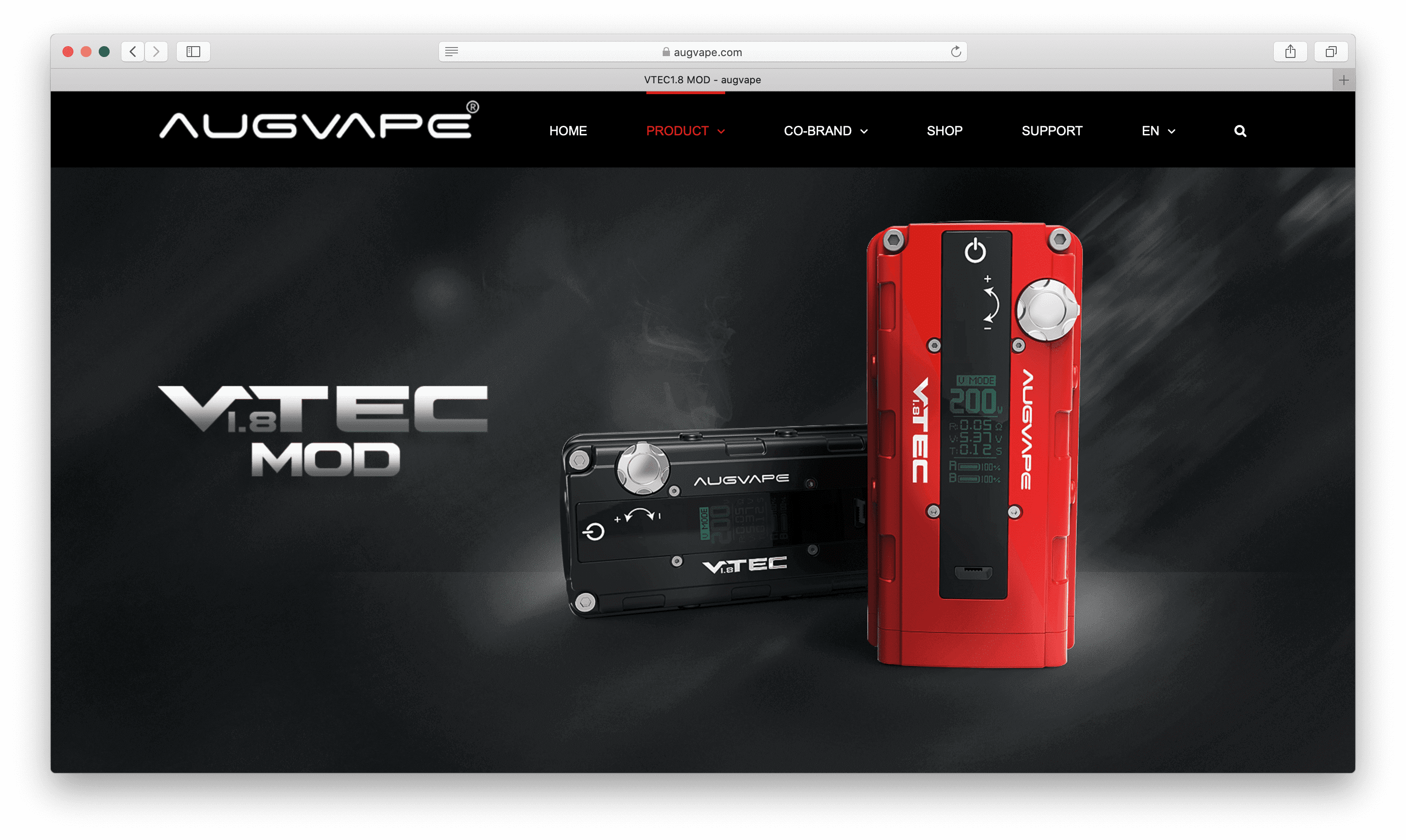 Augvape: High-Performance Mods and Customizable Tanks
