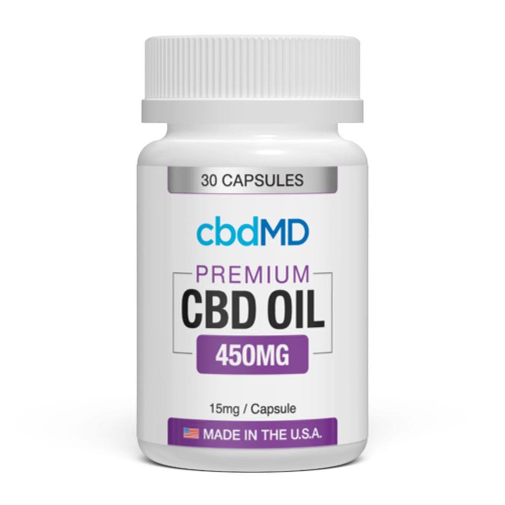 cbdmd-cbd-oil-capsules-30ct-450mg-image