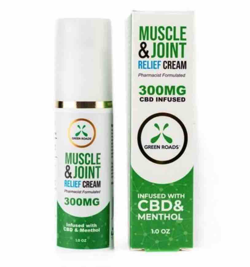 cbd lotion for pain relief
