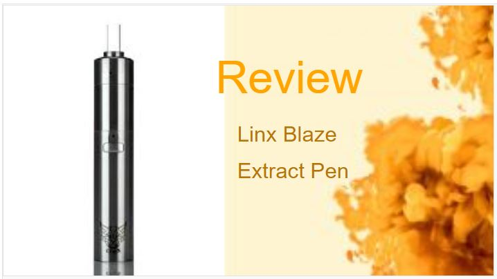 Linx Blaze Extract Pen Review