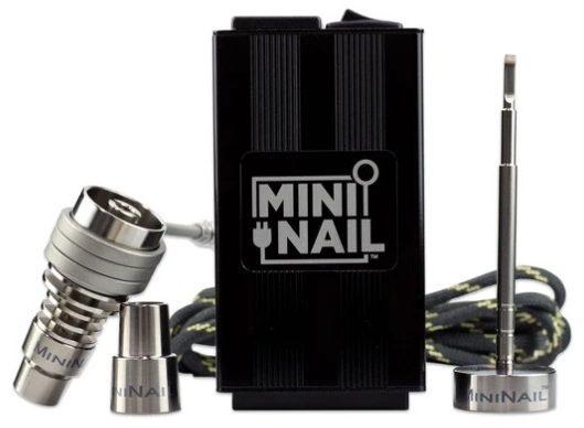 Kit MiniNail Titanium Nail image