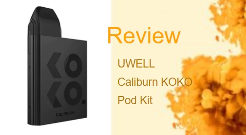 Caliburn Koko Kit Review: I'm in Love With the Caliburn Koko
