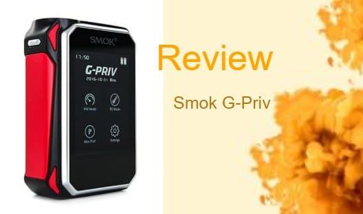 The Smok G-Priv: A Bold Review of This Bargain Product