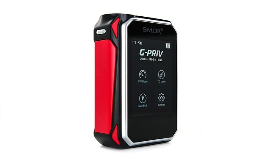 SMOK G-priv touch screan image