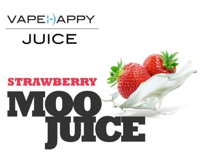 Strawberry Moo Juice