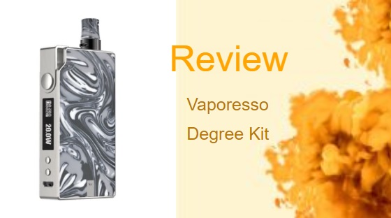 The Vaporesso Degree Kit: The Top Guide on This Powerful Mod