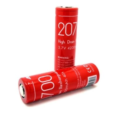 AWT IMR 20700 Battery