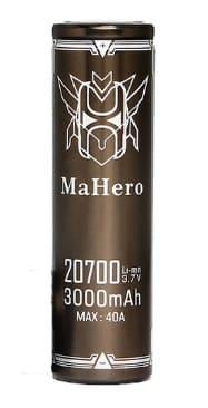 Mahero Li-Ion Battery