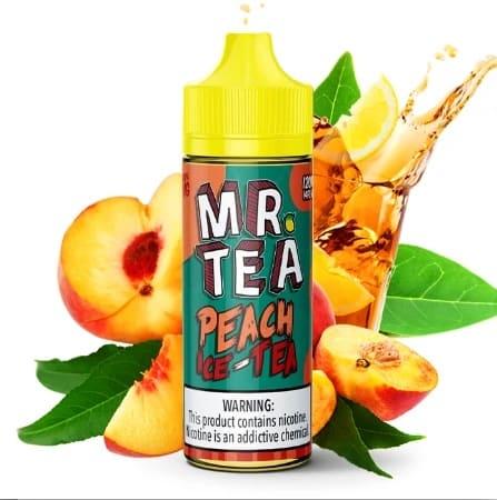 Peach Iced Tea from Fuggin Vapor