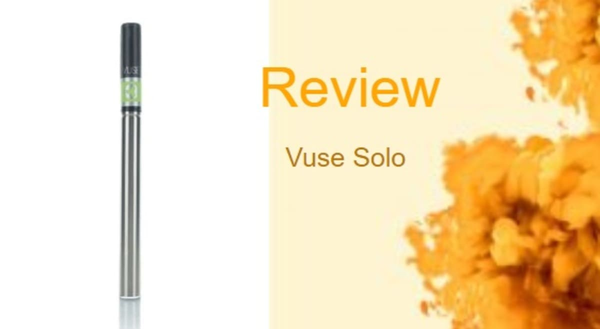 Vuse Solo Review: Turn, Click and Start Vaping