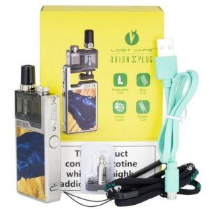 lost vape orion plus starter kit