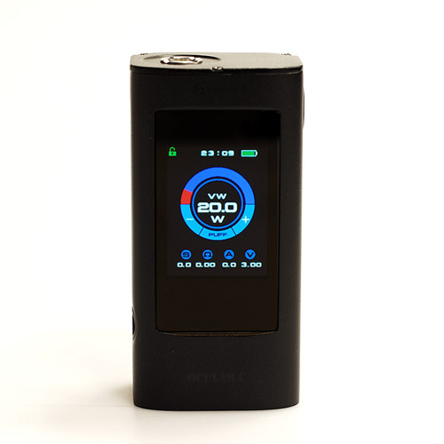 cheap and powerful ocular vape mod by joytech image