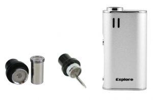 yokan explor vaporizer with coil
