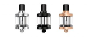 Aspire Plato tanks x3