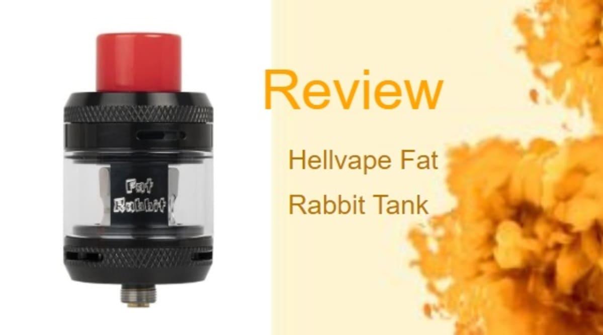 Hellvape Fat Rabbit: Off the Charts