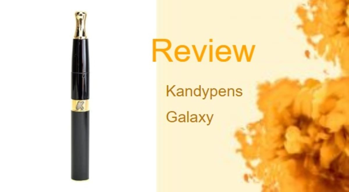 Kandypens Galaxy Review: An Out-Of-This-Galaxy Vape