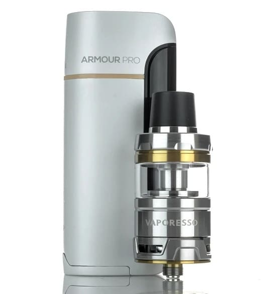 Vaporesso Armour Pro with tank