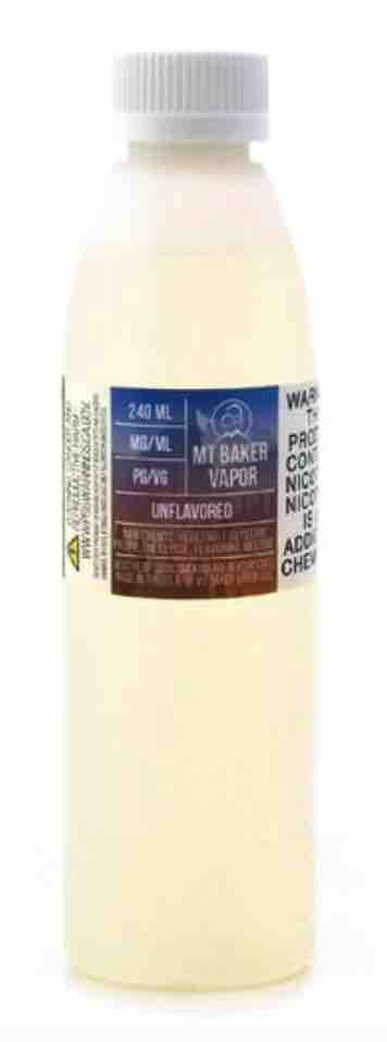 vape-juice-unflavored-MT BAKER-VAPOR-image