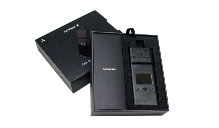 AirVape X box