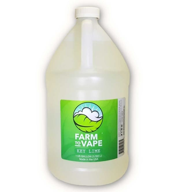 Farm to Vape One Gallon Key Lime Thinner