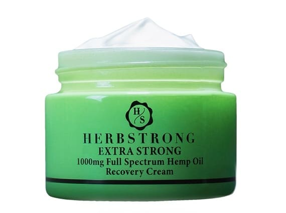 Herbstrong Extrastrong Recovery Cream