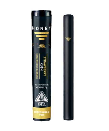 Honey Vape Strawberry Kush Pen