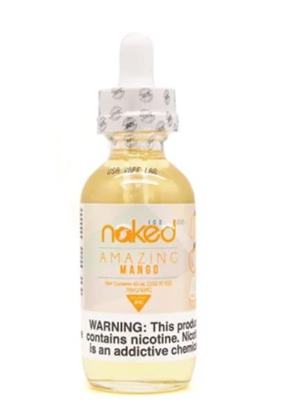 Naked 100 Amazing Mango E-Juice