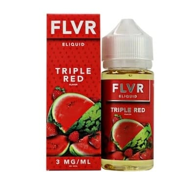Triple Red by FLVR
