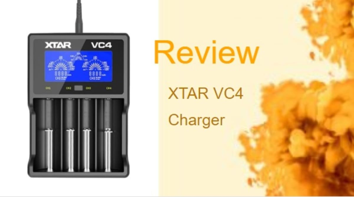 XTAR VC4 Review: A State-of-the-Art Charger for All Batteries