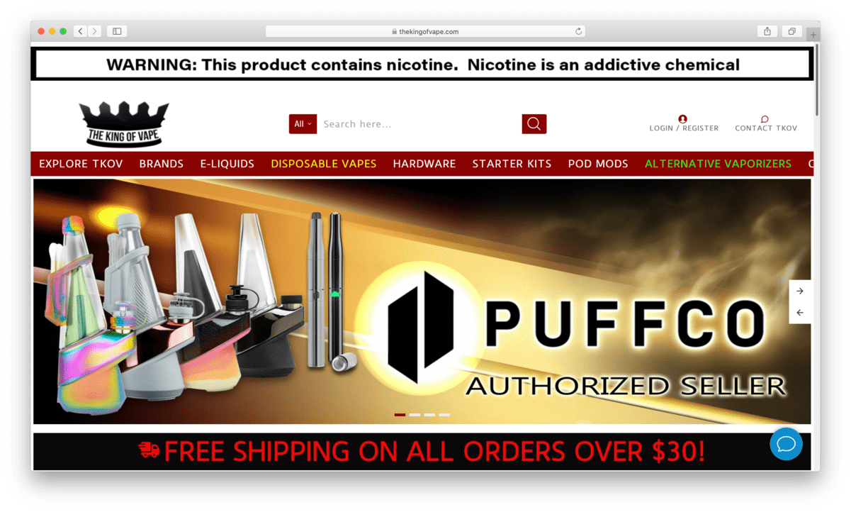 King of Vape Review: Is It a Vaping King?