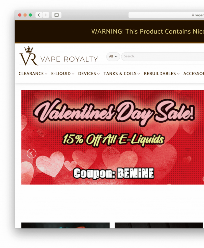 vape royalty brand review image 1
