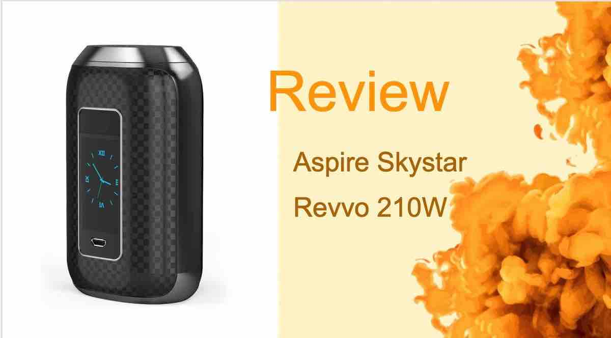 Aspire Skystar: The Affordable High-Performance Tank Mod