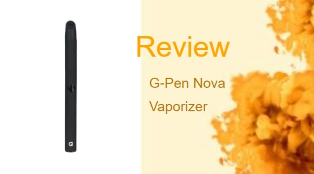 G-Pen Nova Review: A Dab Pen From the Stars