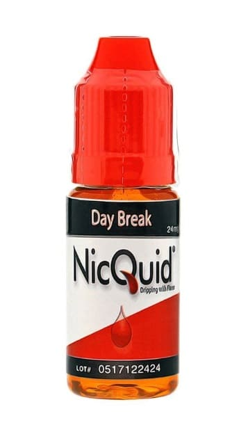 NicQuid DayBreak Juice
