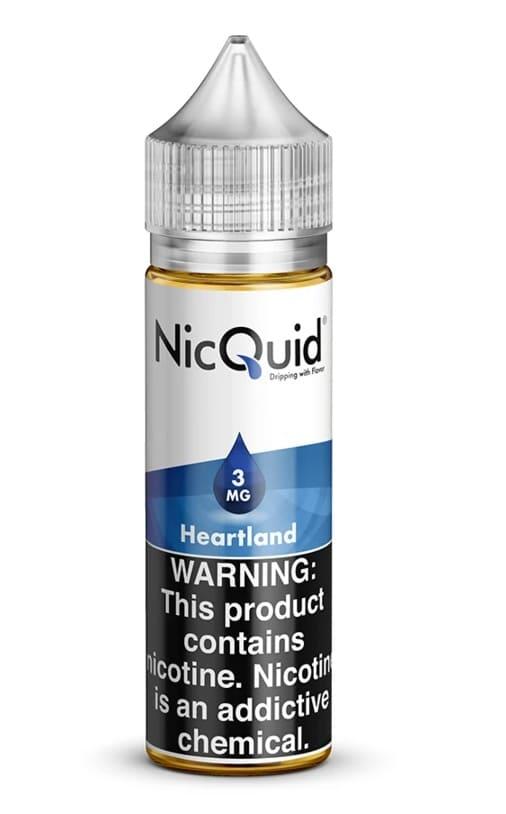 NicQuid Heartland Juice