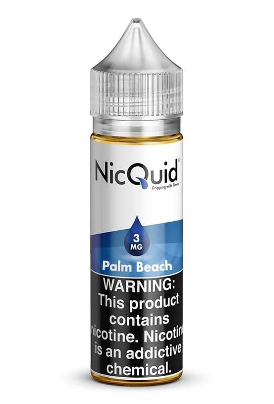 NicQuid Palm Beach Juice