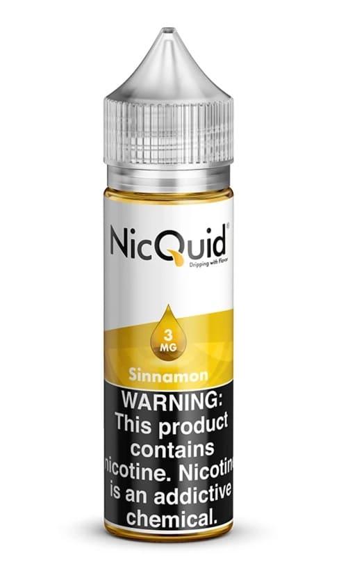 NicQuid Sinnamon Juice