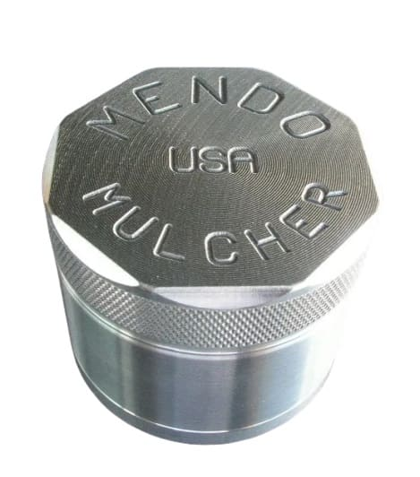 GRIP Edge 4-Piece Grinder w Screen - 2""