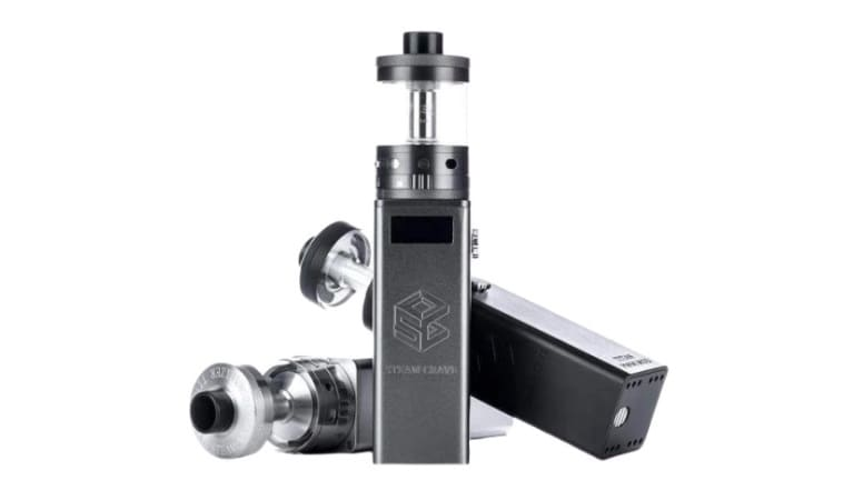 The Steam Crave Titan PWM RDA / RDTA: A Monster Vaping Device