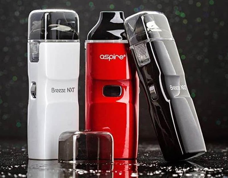 Aspire Breeze NXT Features Review