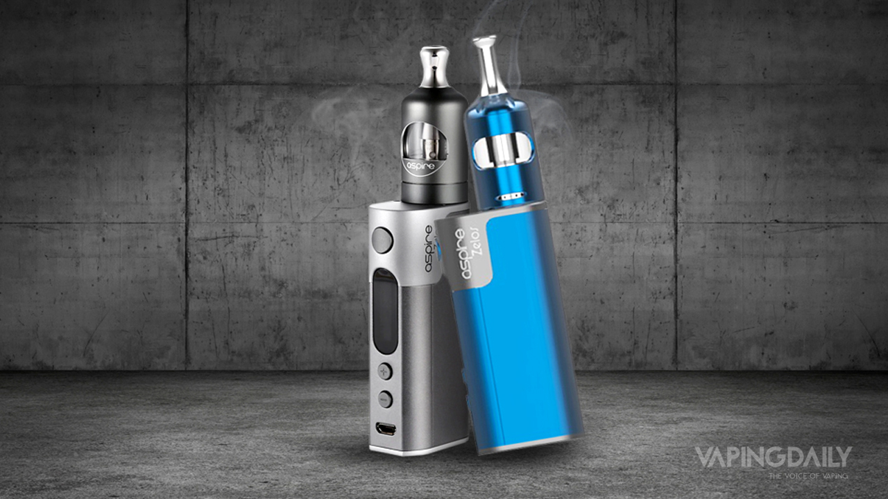 Aspire Zelos 50W Kit Review: Emphasizing Restraint Over Power