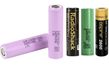 Best 18650 Batteries of 2020