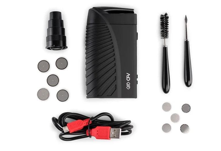 Boundless CFV Vaporizer Inside Review