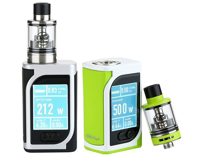 Eleaf iStick Kiya 50W Vape Review