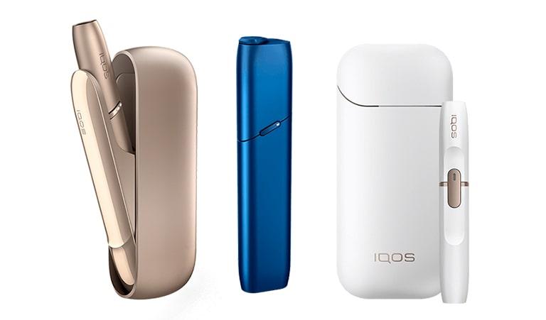IQOS Philip Morris Device vs.Magnum