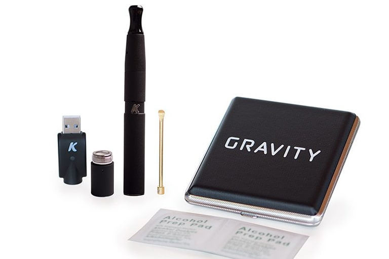 KANDYPENS ELITE vs.Gravity Review