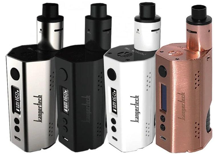 Kanger Dripbox 160 TC Design Review