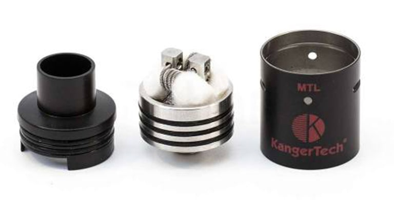 Kanger Dripbox 160 TC Subdrip Review