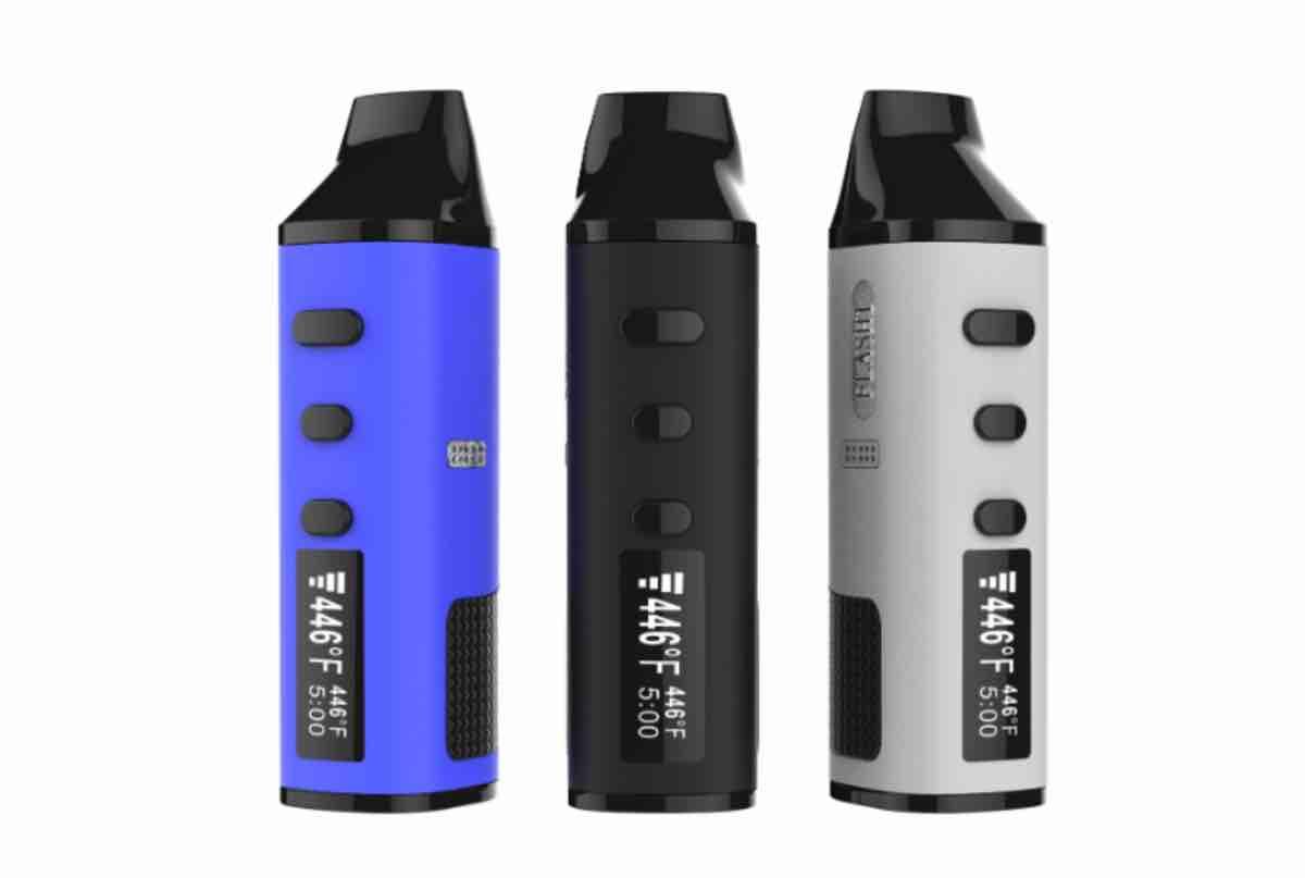 LV Smoke Flash Vape Review