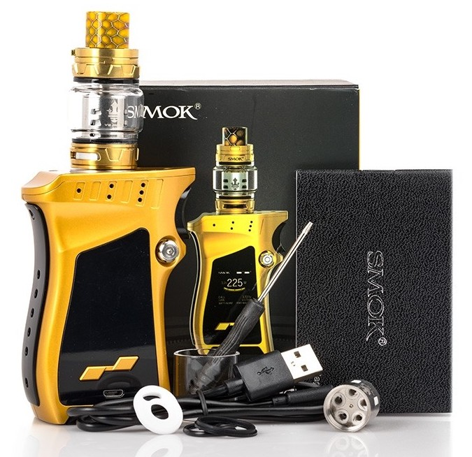 SMOK-MAG kit review image